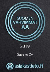 Suomen vahvimmat 2019 Suveko